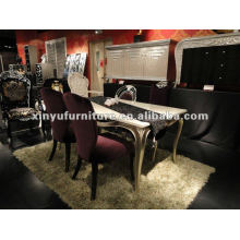 Baroque dining table sets D1018