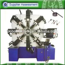Máquina de formação de mola versátil sem camara 2-6 mm