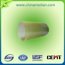 Tubo de fibra de vidrio de resina epoxi para aislamiento