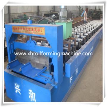 Máquina de fabricação de telha de telhado do metal