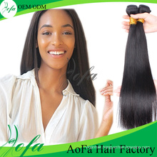 Hot Selling Soft 100% Remy Brazilian Hair Virgin Hair Extension