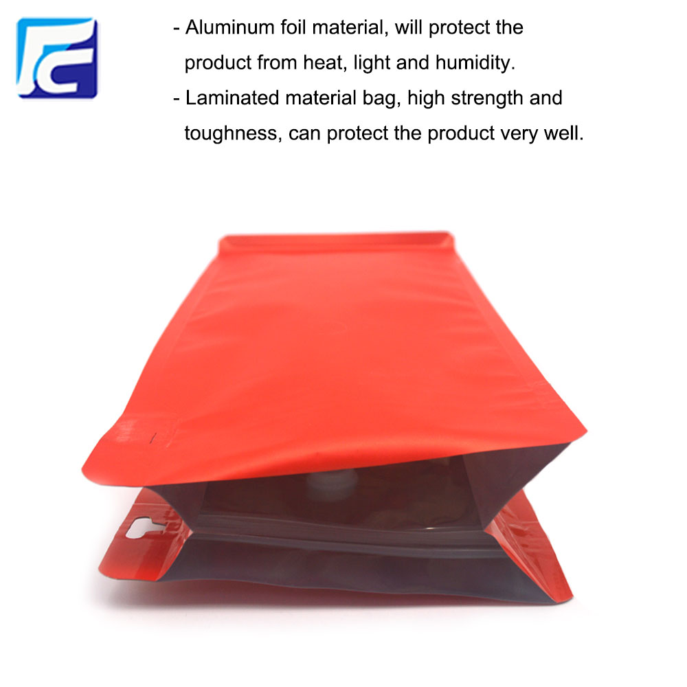 Nuts Packaging Bag