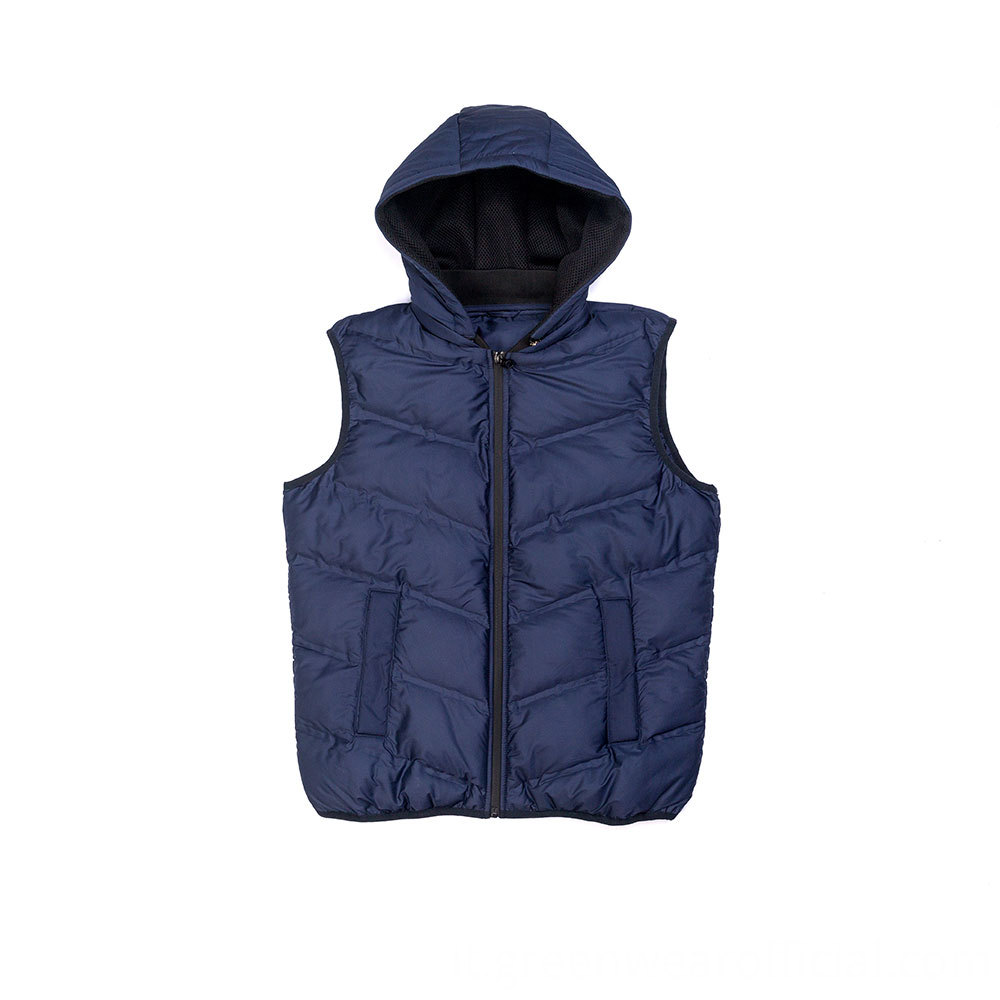 Winter Heavy Padding Body Warmer Vest