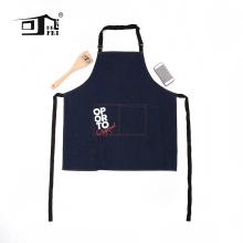 denim leather apron,denim chef apron,denim apron
