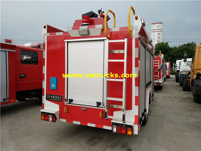 Fire Extinguisher Trucks