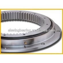 Replacement of YUCHAI excavator slewing bearing in China