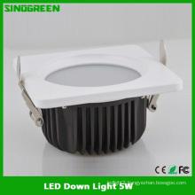 Ce FCC RoHS UL High Quality LED Down Light 5W