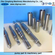 Stainless Steel Shaft Pump Shaft with CNC Machining