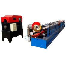 xinnuo nuevo producto tubo de bajada del tubo que forma la máquina para la venta fabricante de China