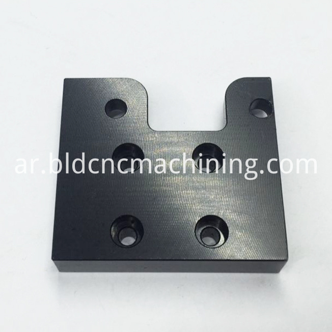 precision CNC milling machining