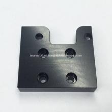 Componentes de mecanizado de fresado CNC de precisión
