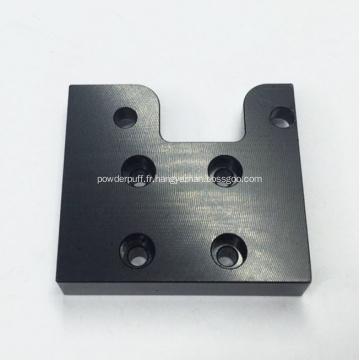 Composants de usinage de fraisage CNC de précision