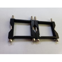 Grampo para tubo Multicopter Tartor 12mm Carbono