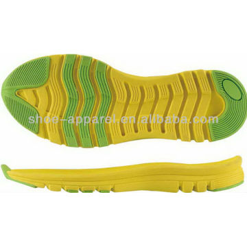 2013 durable running soles for Shoe Making