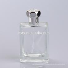 100ml crimp neck glass perfume bottle