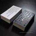 4 цвета высокого качества изготовленный на заказ роскошная плотная бумага визитная карточка печать
