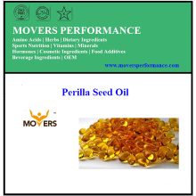 Perilla Seed Oil / Vegetable Capsules / No Conservant