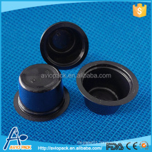Hot selling disposable plastic coffee capsule