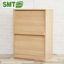 dinner room furniture storage cabinet modular with door magazine rack
