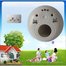 Ratón / Mosquito / cucaracha / repelente de moscas 120m2 eficaz de control de plagas 120 * 85 * 43 mm Aokeman Sensor