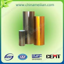 El aislamiento eléctrico de fibra de silicona paño