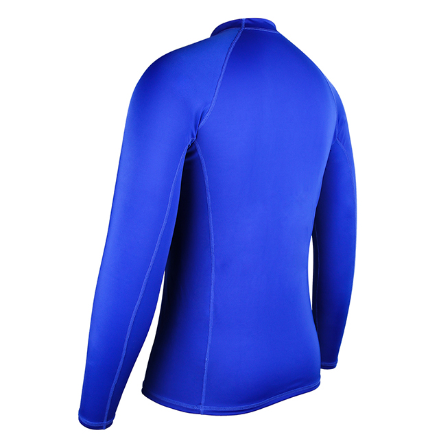Seaskin Rashguard Mens Zipperless