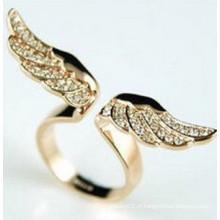 Liga com anel de diamante / jóia da forma / anel de dedo da forma (xrg12162)