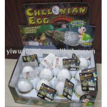 Wachsende Schraffur Schildkröte Ei Spielzeug