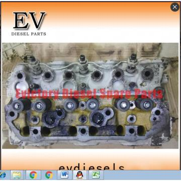 D6D cylinder head block crankshaft connecting rod