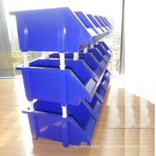 plastic storage combinative bin spare parts storage bin