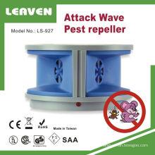 Ultrasonic Attack Wave Pest Repeller / Dual Speaker Pest Repellent