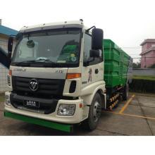 Camión limpiador de carretera Forland 4X2 Vacuum Street Sweepers