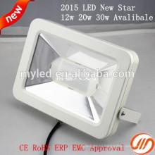 CE RoHS ERP 2015 Новая звезда 20W Ultra Slim Открытый светодиодный свет потока Ip65