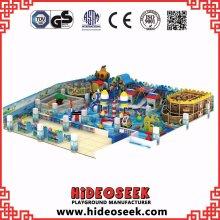 Piratenschiff Theme Indoor Spielplatz für Shopping Mall