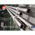 ASME SB163 SB SB165 SB725 Monel K500 Tube