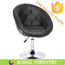 Wholesale Club Leather Chair Furniture Bar Stools Cushion Covers Round