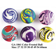 Rubber Colors Bounce Ball