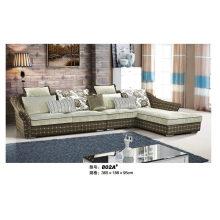 High Quality Fabric Sofa for Living Room (802A)