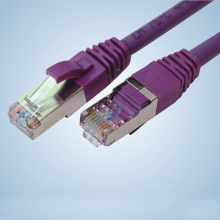 Cat6a Cable de Ethernet de red
