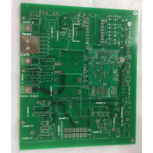 2 capas 1.6mm 4OZ Power PCB