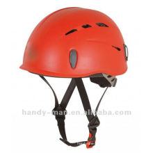 Plastic PP Outdoor Sport Rock Mountain Climbing Protective Helmet