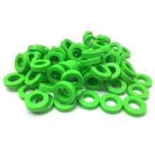 Customize Flat Washer silicone Food Grade gasket seal ring Silicone Rubber Seal Flat washer rubber flat ring