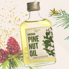 Refined Red Pine Nut Oil
