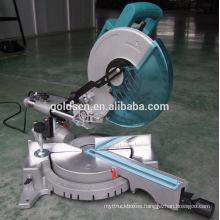 1900w Power Aluminum Cutting Circular Saw Machine Portable Electric 255mm Sliding Compound Mitre Saw