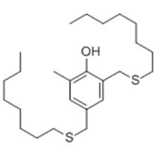 2-Methyl-4,6-bis(octylsulfanylmethyl)phenol CAS 110553-27-0