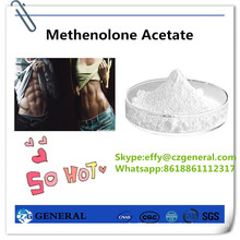 CAS: 434-05-9 Бодибилдинг Methenolone Acetate Примоболоновые стероиды