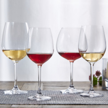 Haonai Glass Red Wine Goblets Glass White Wine Goblets,Perfect Gift,Dishwasher safe