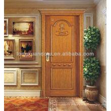 Porta da frente para vendas, design moderno da porta da frente, porta de madeira dianteira