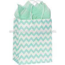Pretty custom paper mint bag