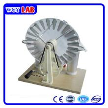 Machine d'induction d'électricité statique
